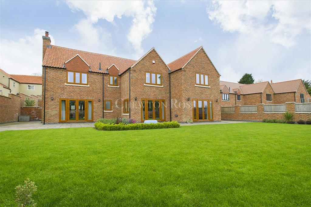 4 Bedrooms Detached House for sale in Upper Broughton, Melton Mowbray, Leicestershire