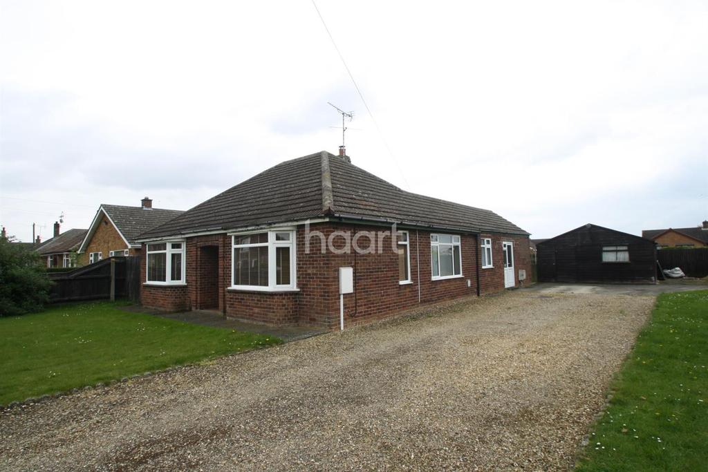 3 Bedrooms Bungalow for sale in Holbeach