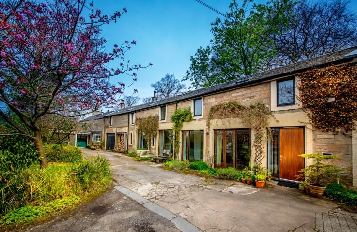 5 Bedrooms Mews House for sale in 1 Kirklee Terrace Lane, Kirklee, G12 0TL