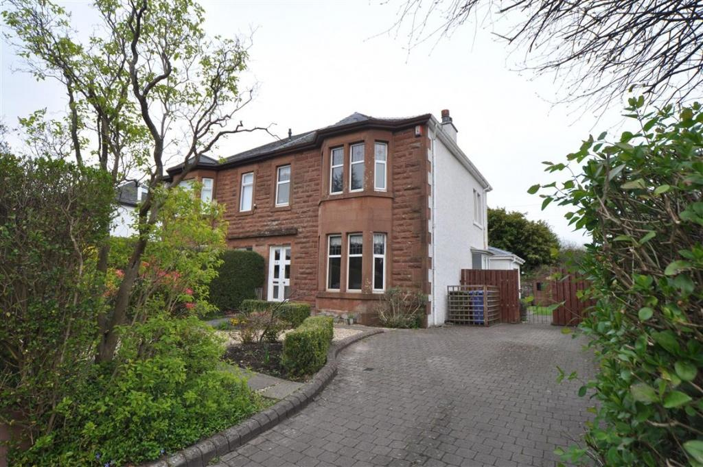 4 Bedrooms Semi Detached House for sale in 39 Herries Road, Pollokshields, G41 4AH