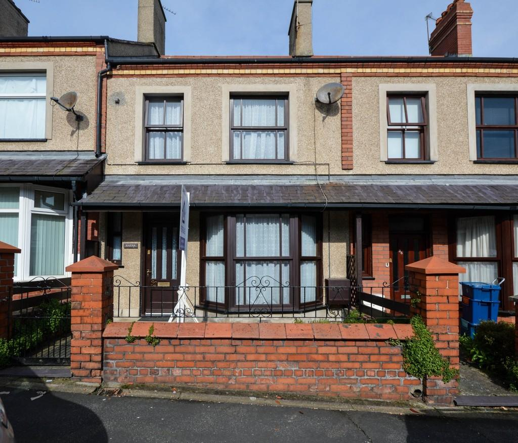3 Bedrooms Terraced House for sale in Orme Road, Bangor, North Wales