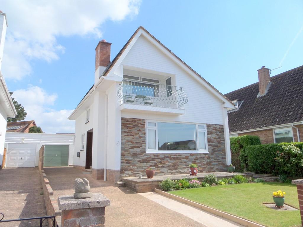 3 Bedrooms Detached House for sale in Carberry Avenue, Exmouth