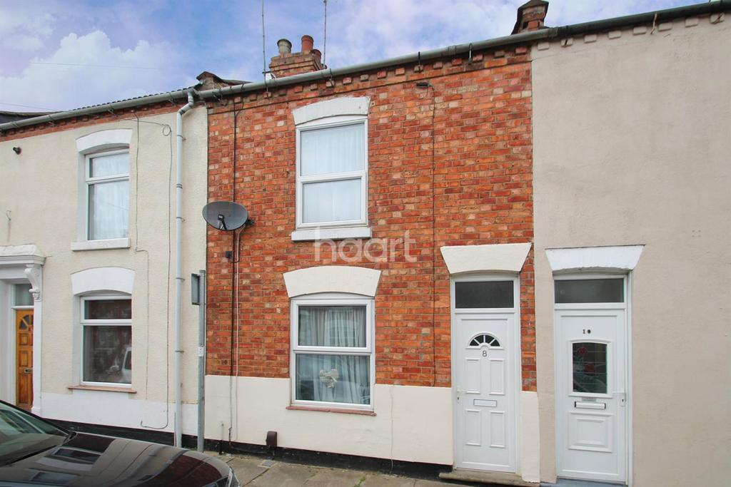 2 Bedrooms Terraced House for sale in Somerset Street, The Mounts, Northampton