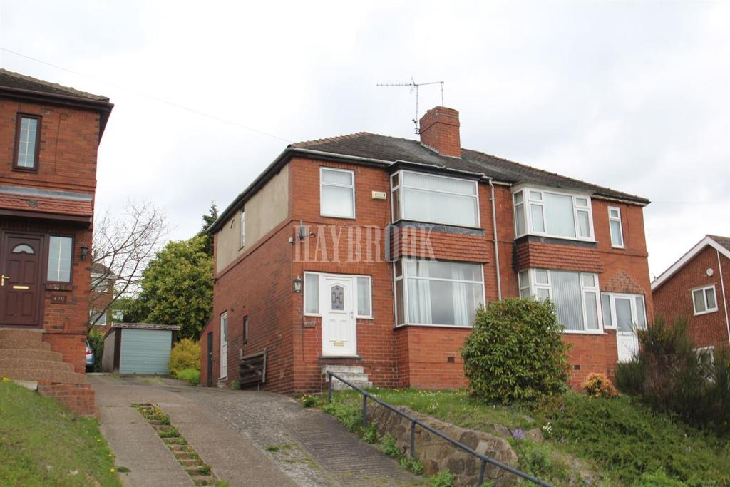 3 Bedrooms Semi Detached House for sale in Wortley Road, Kimberworth