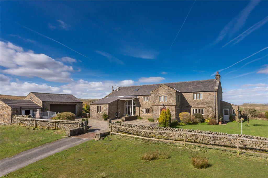 6 Bedrooms Unique Property for sale in Brayshaw House, Tosside, Skipton