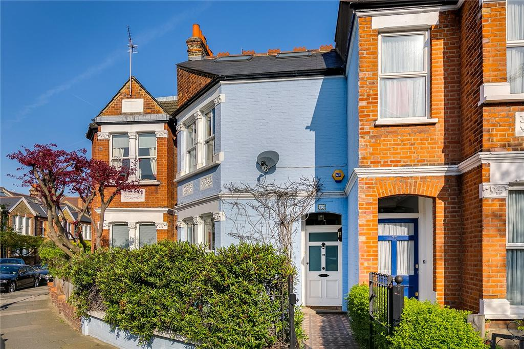 4 Bedrooms Terraced House for sale in Selwyn Avenue, Richmond, Surrey