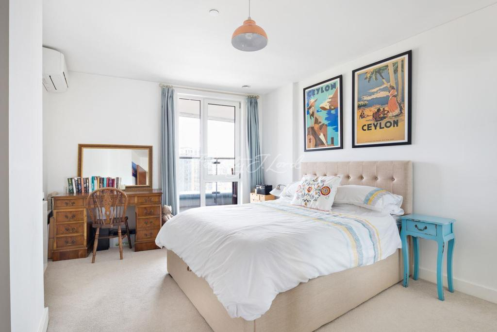 2 Bedrooms Flat for sale in Bellville House, Greenwich, SE10 9FW