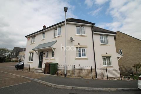 3 bedroom end of terrace house for sale - Lady Fern Road