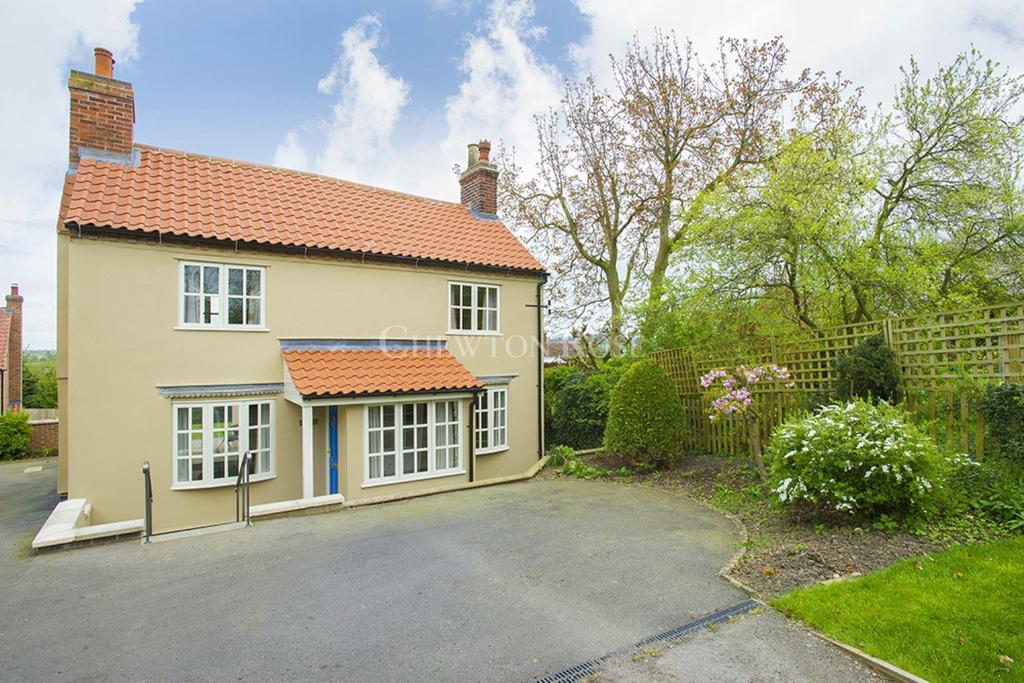 3 Bedrooms Detached House for sale in Upper Broughton, Melton Mowbray, Leicestershire