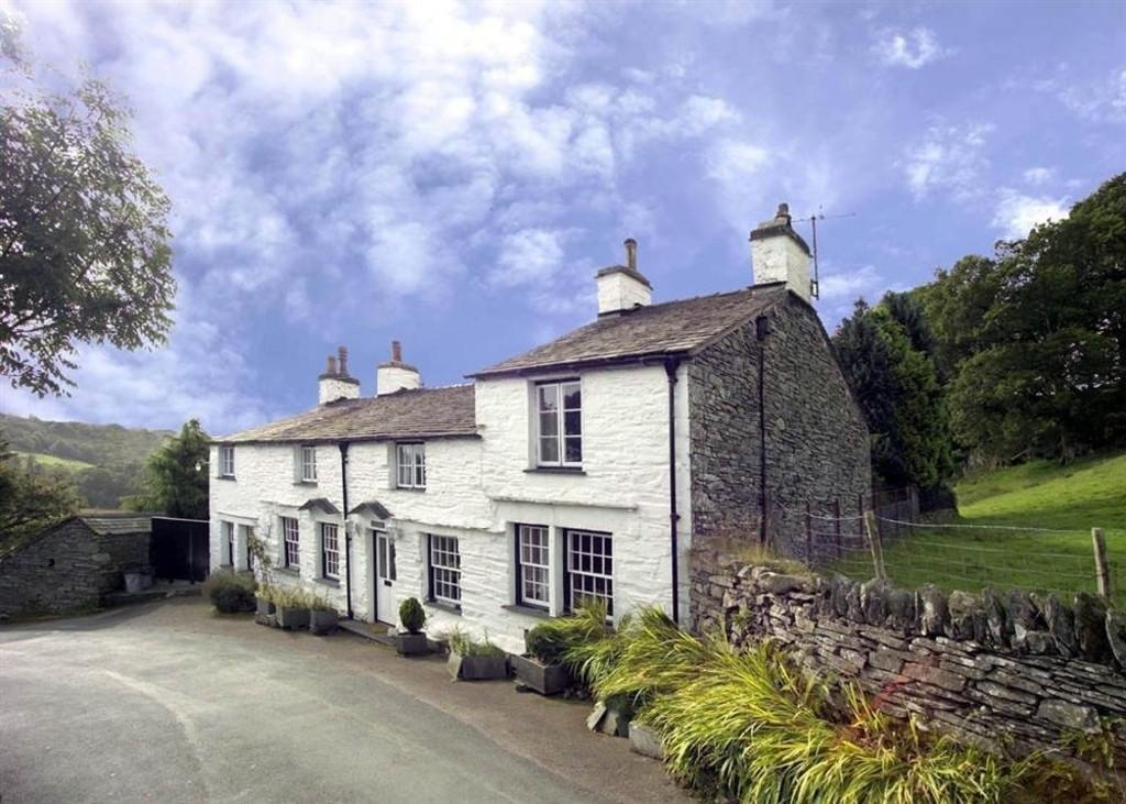 6 Bedrooms Cottage House for sale in Birch House, Little Langdale, Ambleside, Cumbria LA22 9NY