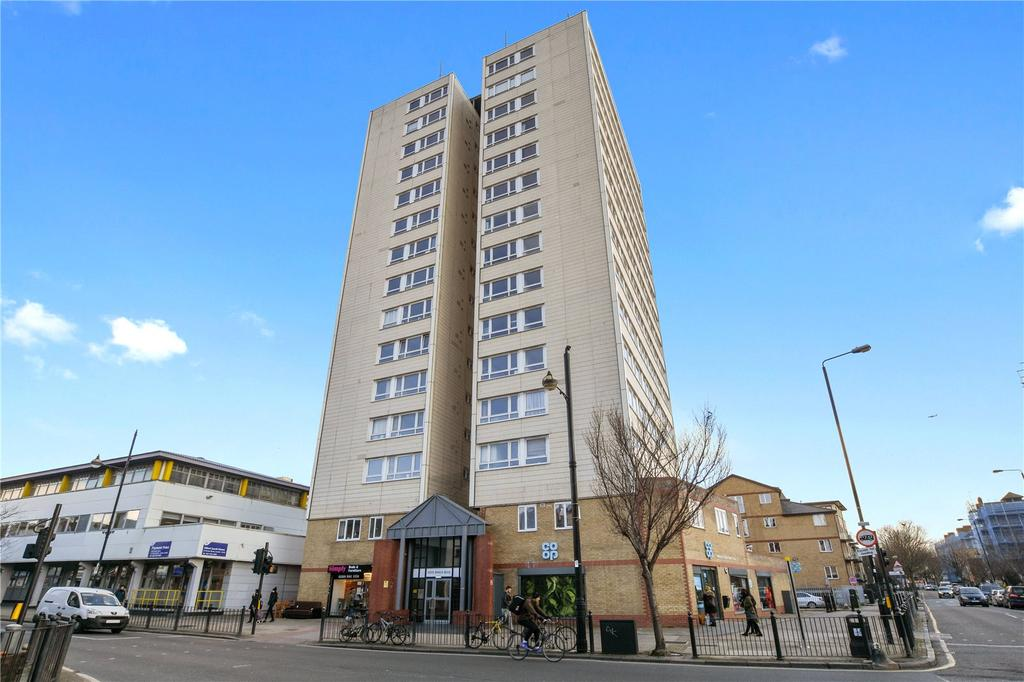 2 Bedrooms Apartment Flat for sale in Roman Road, Bethnal Green, E2