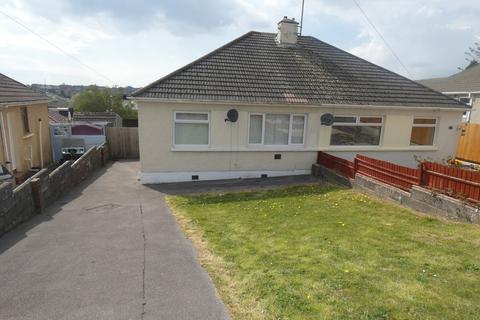 2 bedroom semi-detached bungalow to rent - Burns Crescent, Cefn Glas, Bridgend County Borough, CF31 4PY