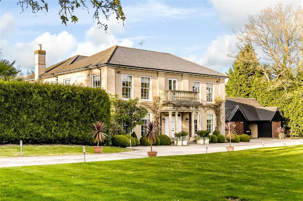 5 Bedrooms Detached House for sale in Kelvedon Road, Wickham Bishops, Witham, Essex