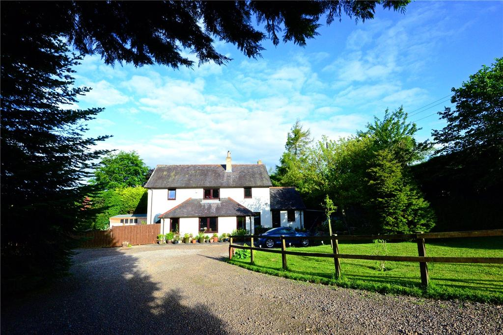 4 Bedrooms Detached House for sale in Brinkburn, Near Morpeth, Northumberland
