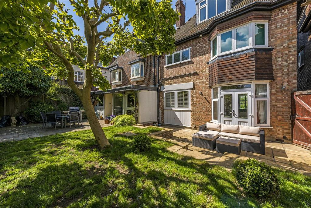 6 Bedrooms Detached House for sale in Lonsdale Road, London, SW13