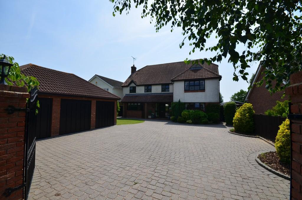 7 Bedrooms Detached House for sale in Plains Road, Tolleshunt Major near Little Totham