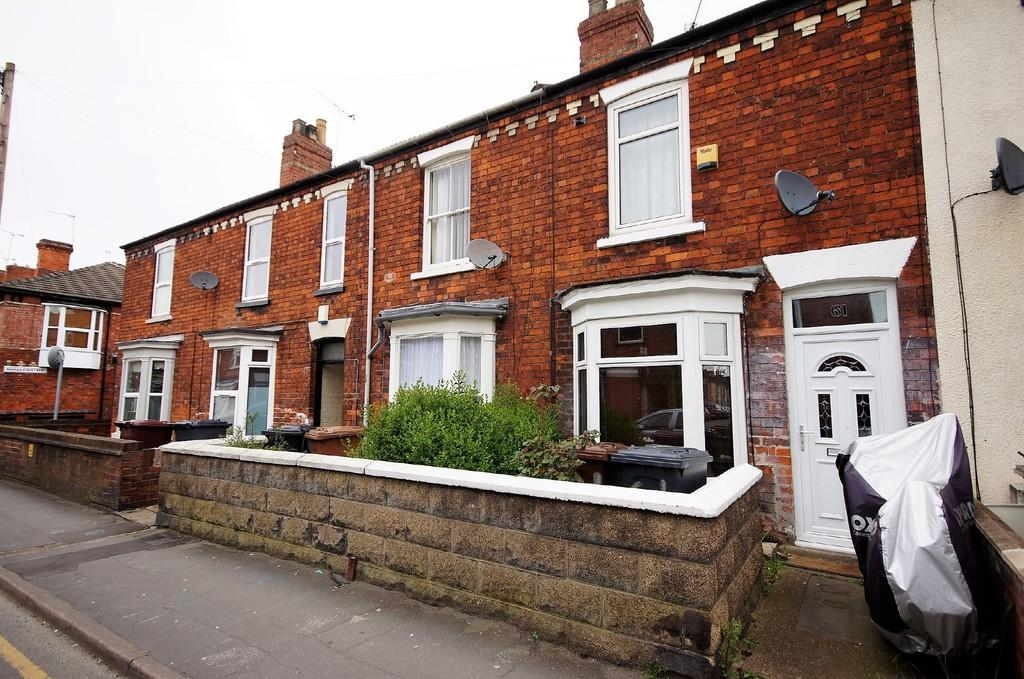 2 Bedrooms Terraced House for sale in Newland Street West, Lincoln