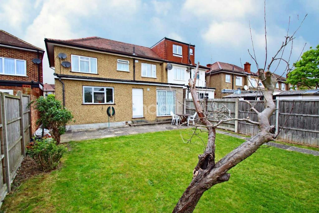 7 Bedrooms Semi Detached House for sale in North Hayes