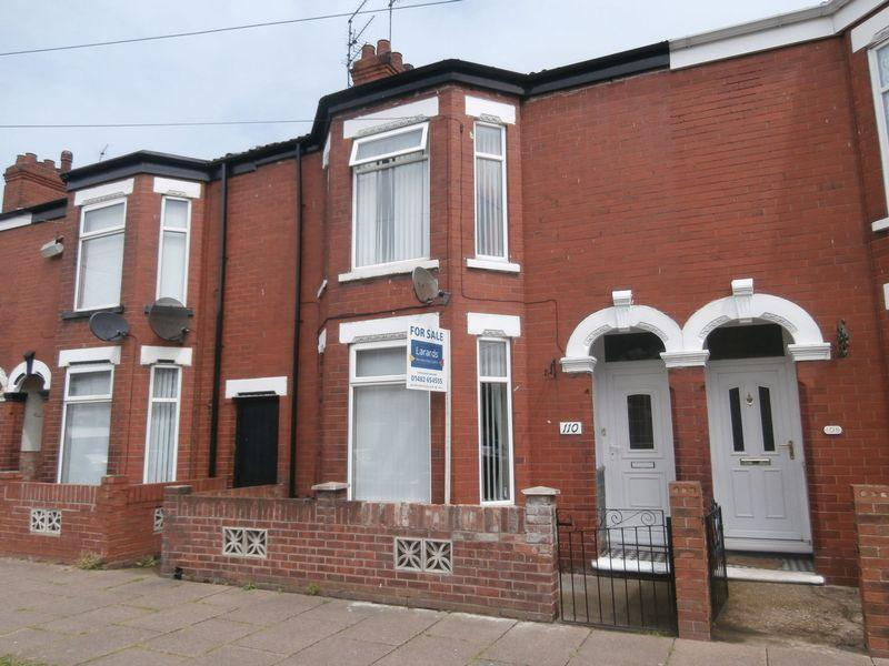 3 Bedrooms Terraced House for sale in Summergangs Road, Hull