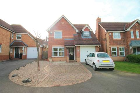 3 bedroom detached house to rent - Marigold Grove, Stockton, TS19 8FD