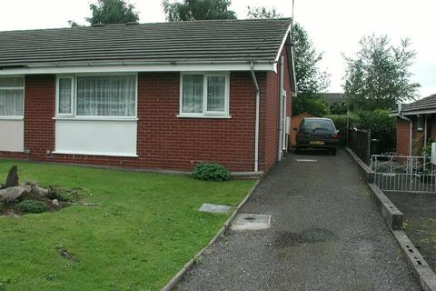2 bedroom bungalow to rent - Severn Close, Biddulph