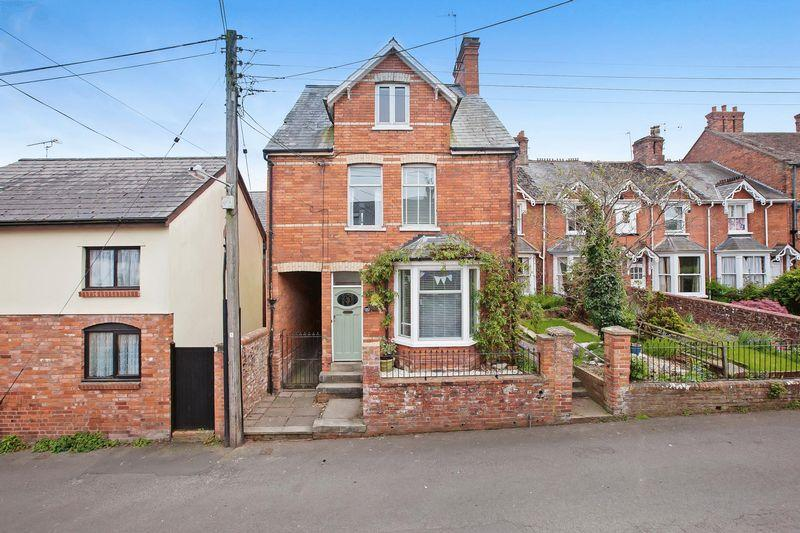 4 Bedrooms Terraced House for sale in Courtland Road, Wellington