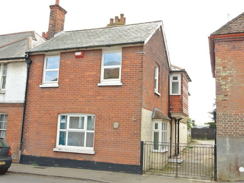 4 Bedrooms End Of Terrace House for sale in The Street, Ash