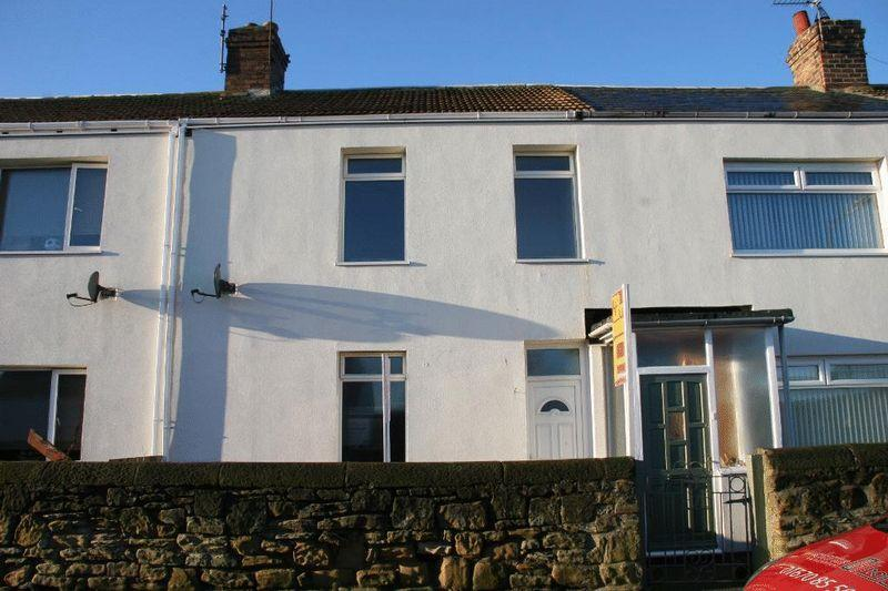 2 Bedrooms Terraced House for sale in Ridley Terrace, Cambois, Blyth