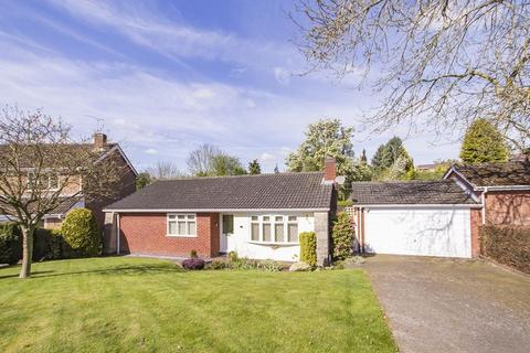 3 bedroom detached bungalow for sale - CAVERSFIELD CLOSE, LITTLEOVER
