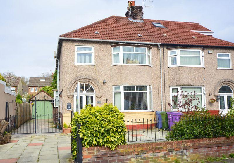 4 Bedrooms Semi Detached House for sale in South Mossley Hill Road, West Allerton
