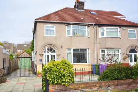 4 bedroom semi-detached house for sale - South Mossley Hill Road, West Allerton