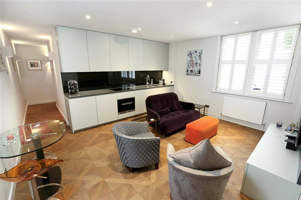 2 Bedrooms Flat for sale in 163 Pavilion Road, London, SW1X