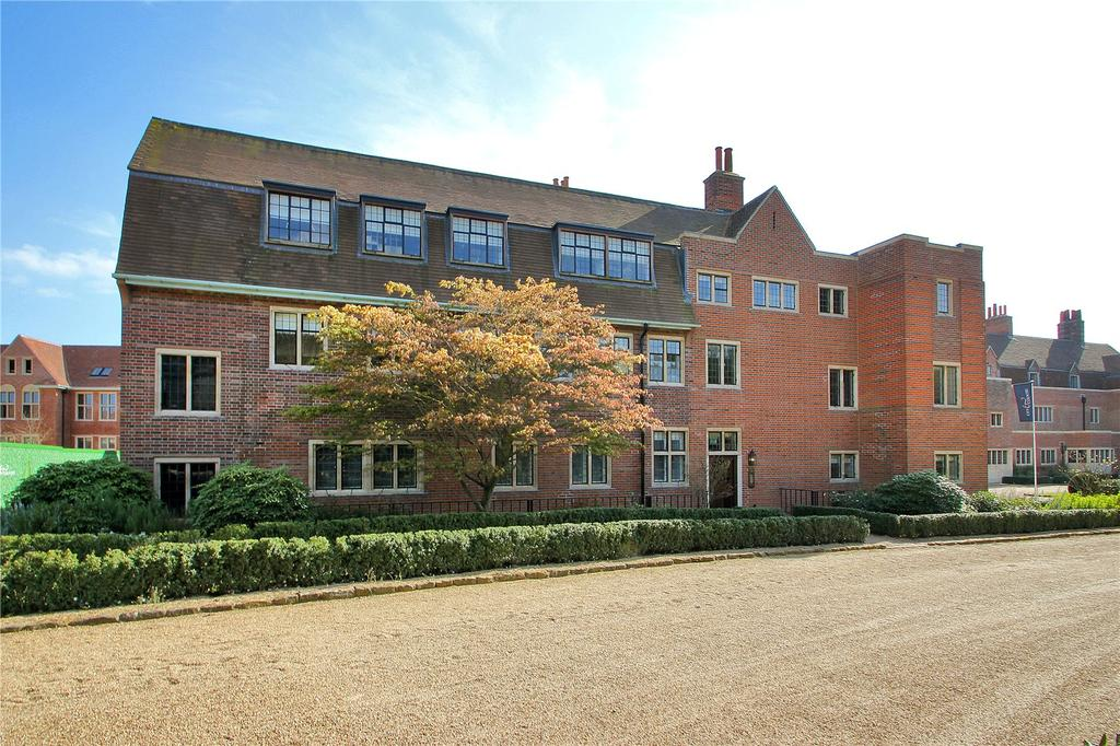 2 Bedrooms Unique Property for sale in King Edward VII Apartments, Kings Drive, Midhurst, West Sussex, GU29