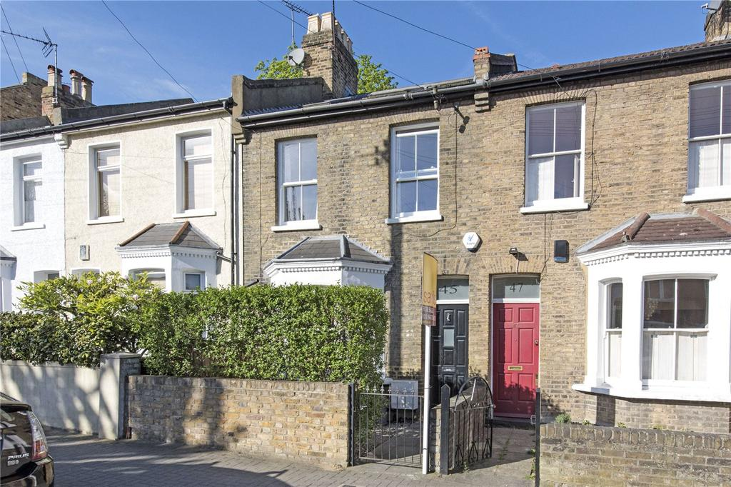 4 Bedrooms Terraced House for sale in Balham Grove, Nightingale Triangle, London, SW12
