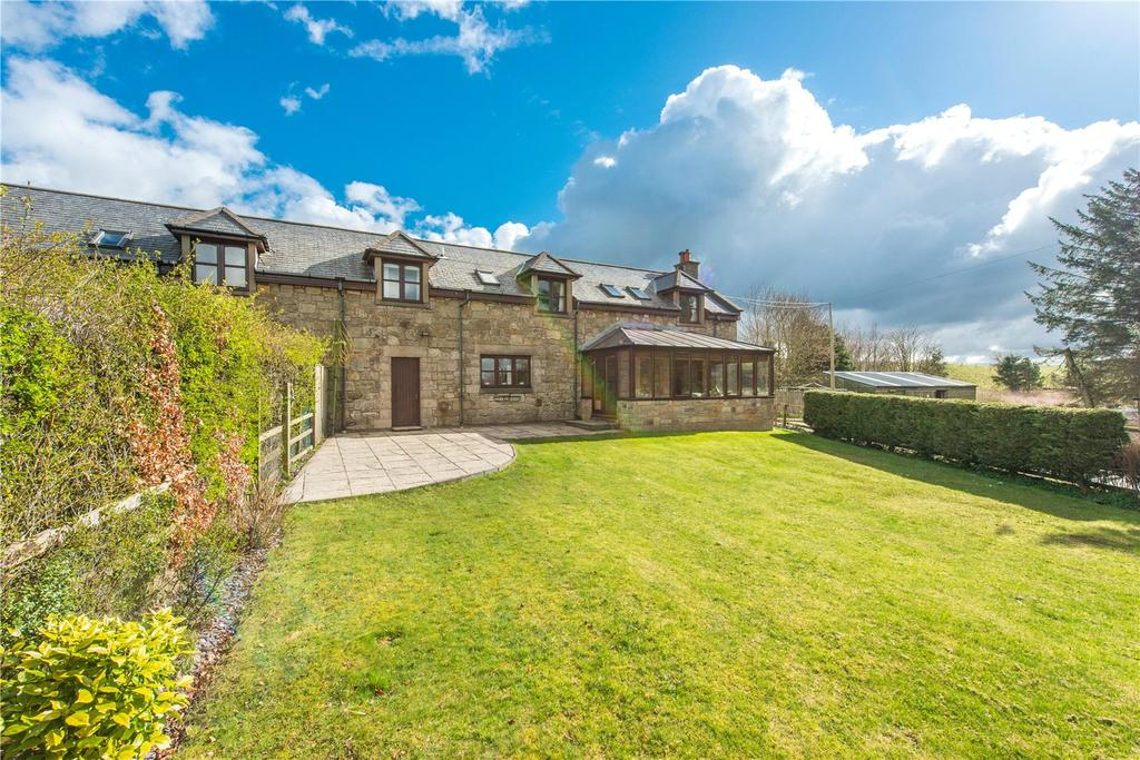 4 Bedrooms Unique Property for sale in Fallhills Steading, Howgate, Midlothian, EH26