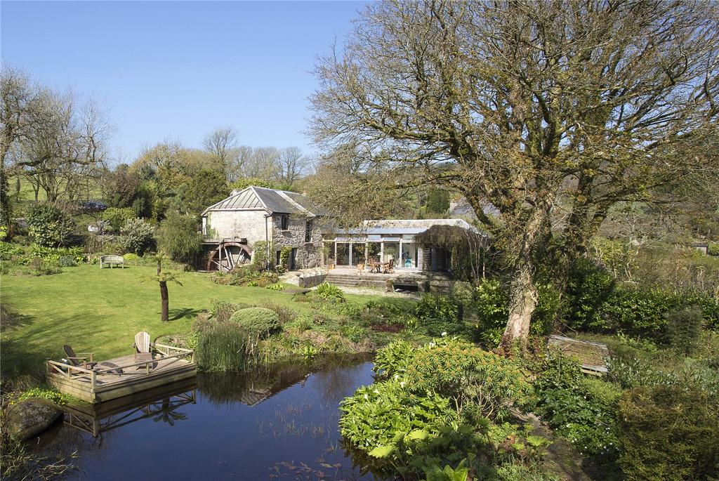 5 Bedrooms Unique Property for sale in Lanlivery, Lostwithiel, Cornwall, PL30