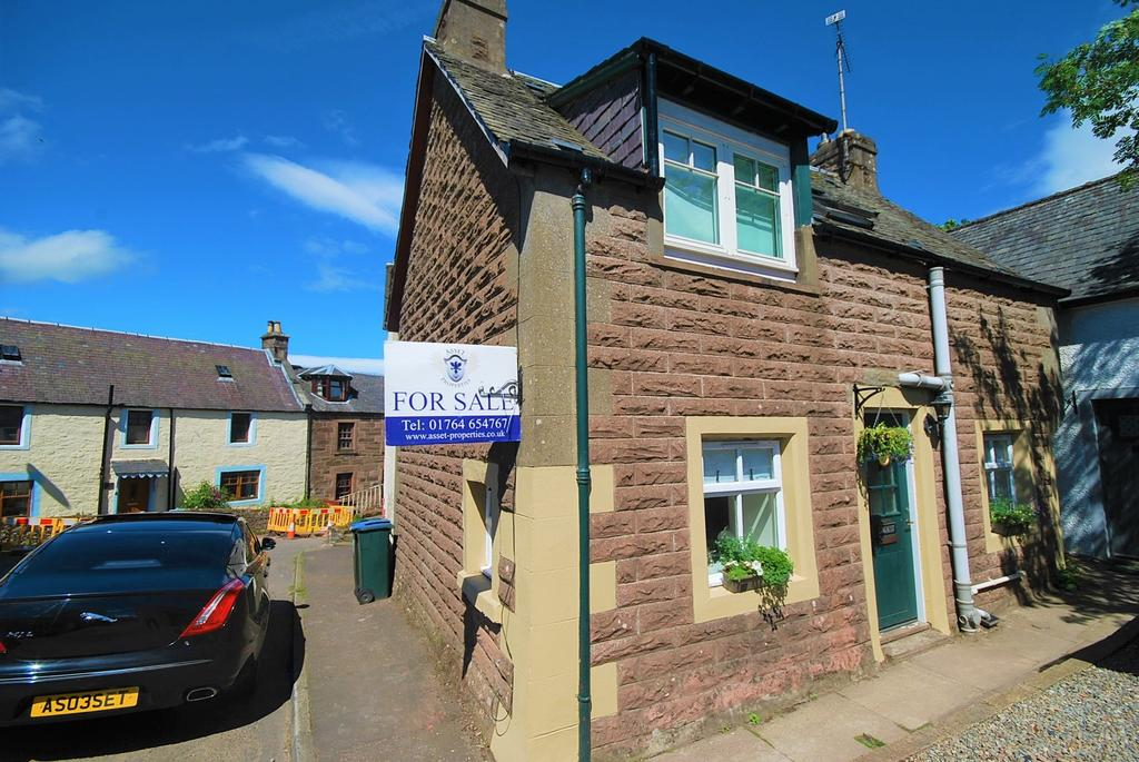 2 Bedrooms Cottage House for sale in Wardside, Muthill PH5