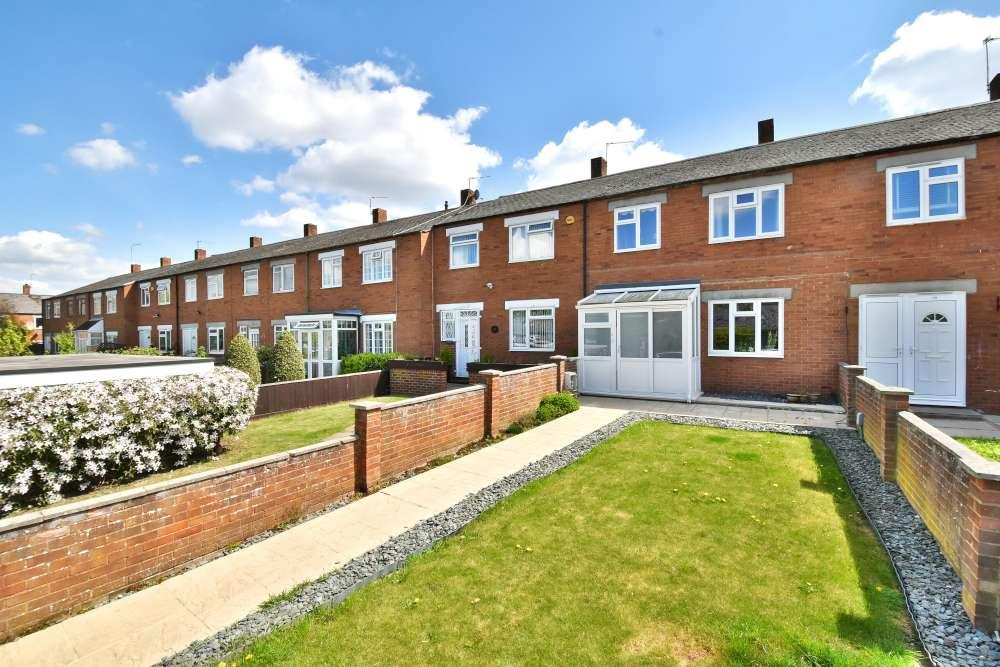 3 Bedrooms Terraced House for sale in Norcroft Gardens