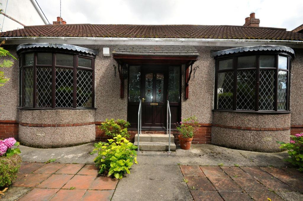 2 Bedrooms Detached Bungalow for sale in Crow Lane, Middle Herrington, Sunderland