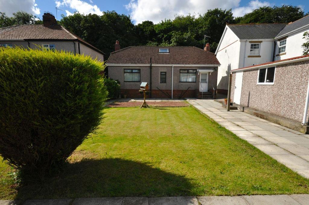 2 Bedrooms Detached Bungalow for sale in Crow Lane, Middle Herrington, Sunderland