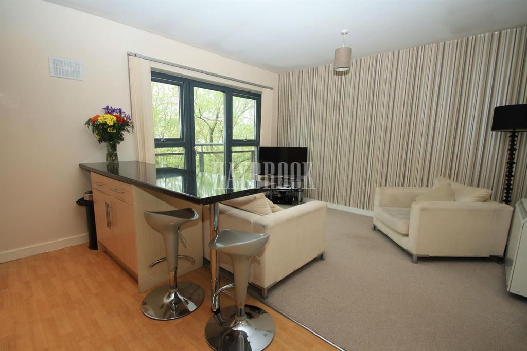 1 Bedroom Flat for sale in Kelham Island, Sheffield