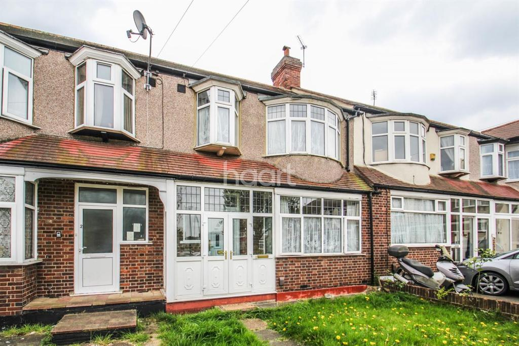 3 Bedrooms Terraced House for sale in Hillside Close, SM4