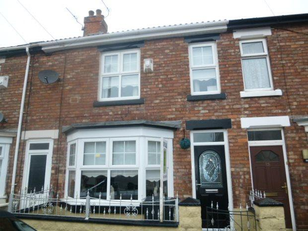 2 Bedrooms Terraced House for sale in ALVERSTONE AVENUE, FOGGY FURZE, HARTLEPOOL