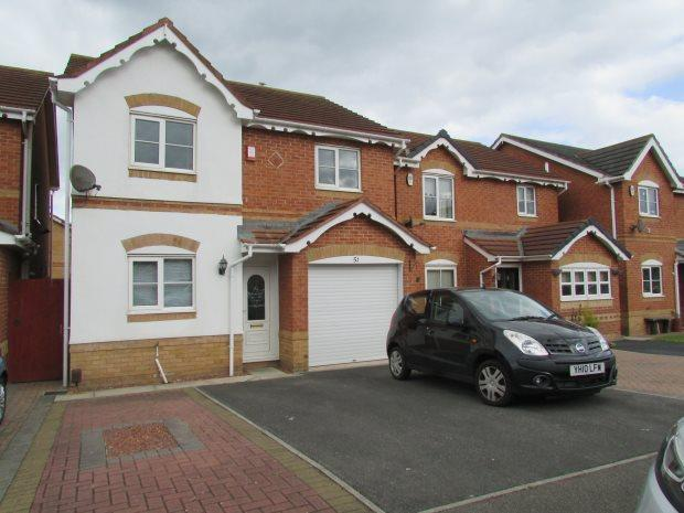 3 Bedrooms Detached House for sale in WHIN MEADOWS, VICTORIA GARDENS, HARTLEPOOL