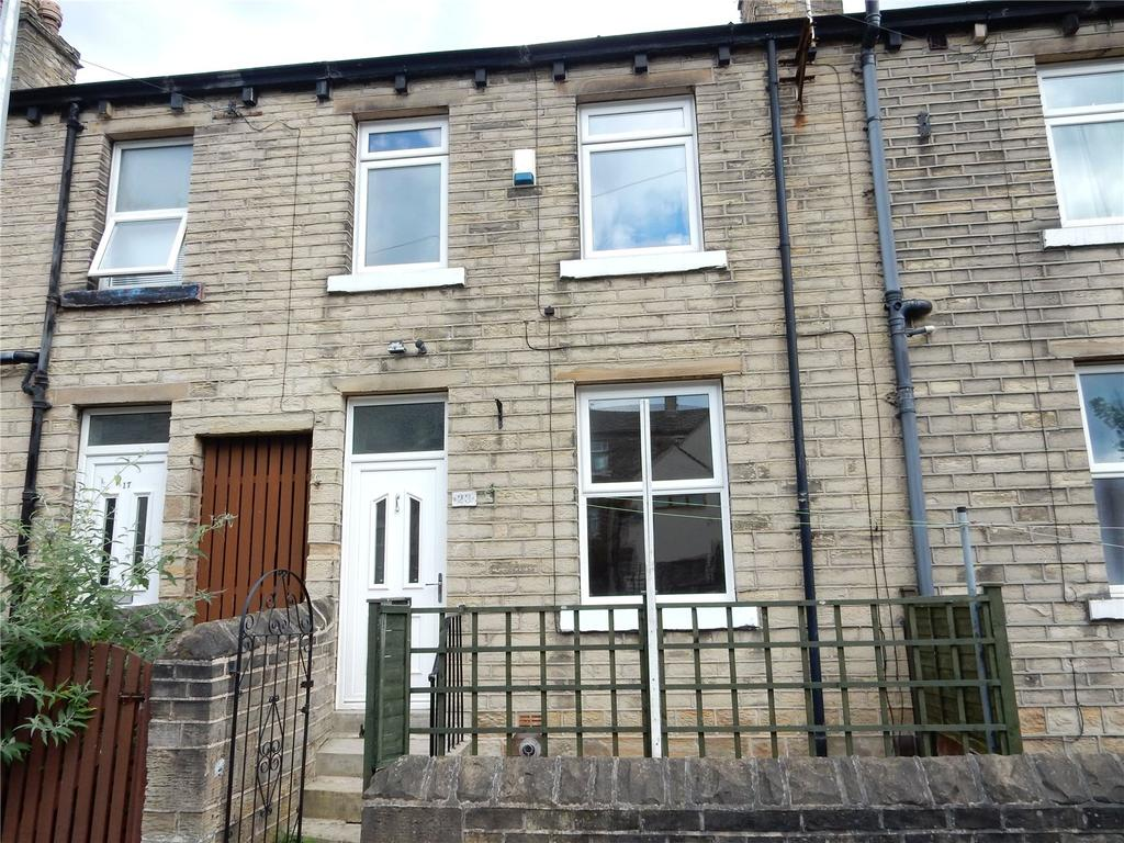 2 Bedrooms Terraced House for sale in Leef Street, Moldgreen, Huddersfield, HD5