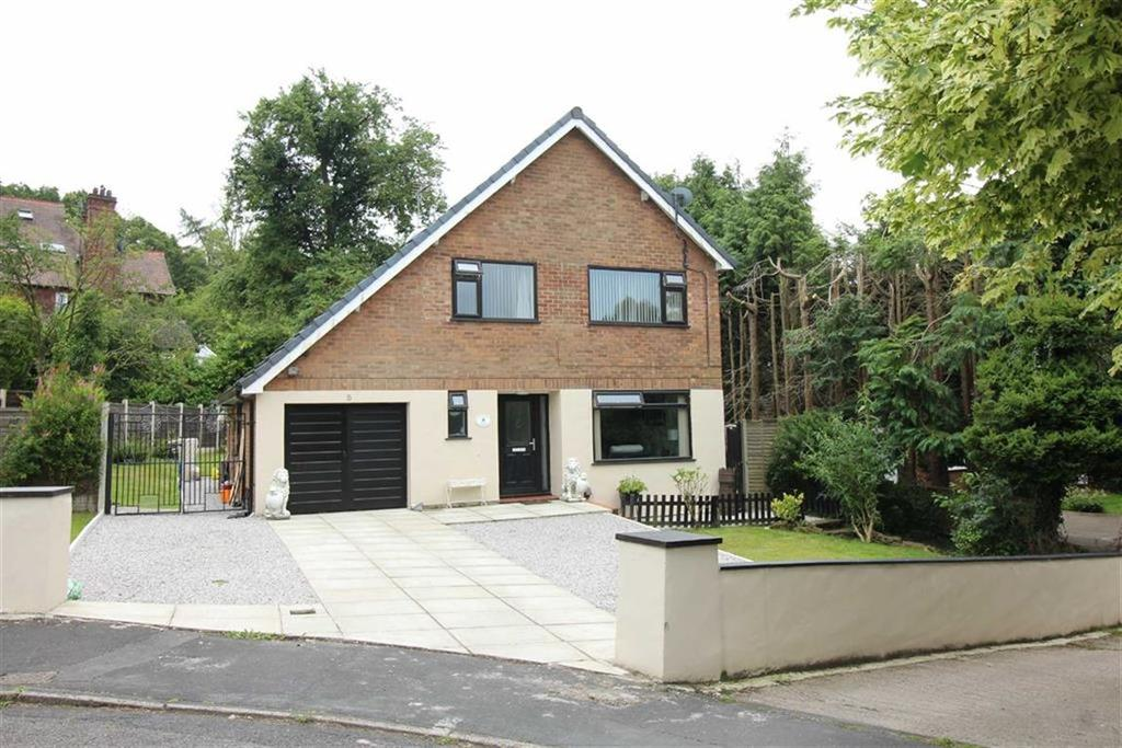 3 Bedrooms Detached House for sale in Coppice Avenue, Disley, Stockport, Cheshire