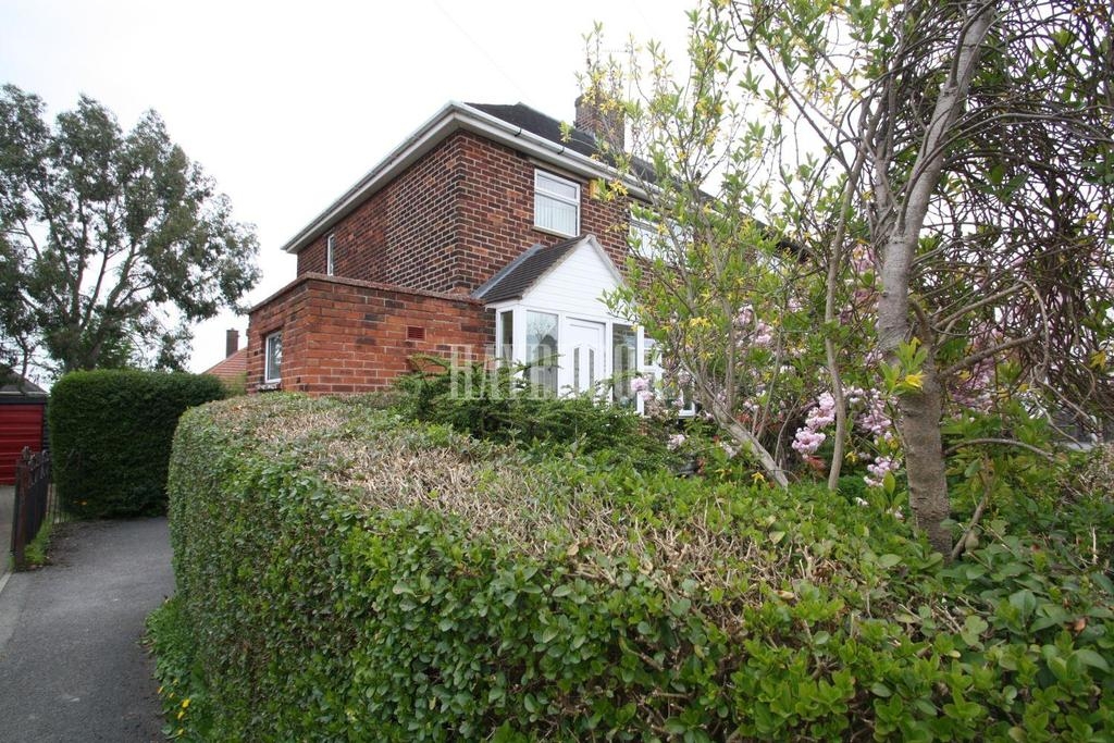 3 Bedrooms Semi Detached House for sale in Basegreen Road, Basegreen, S12