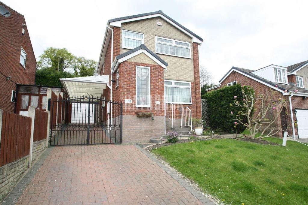3 Bedrooms Detached House for sale in Hollybank Drive, Intake, S12