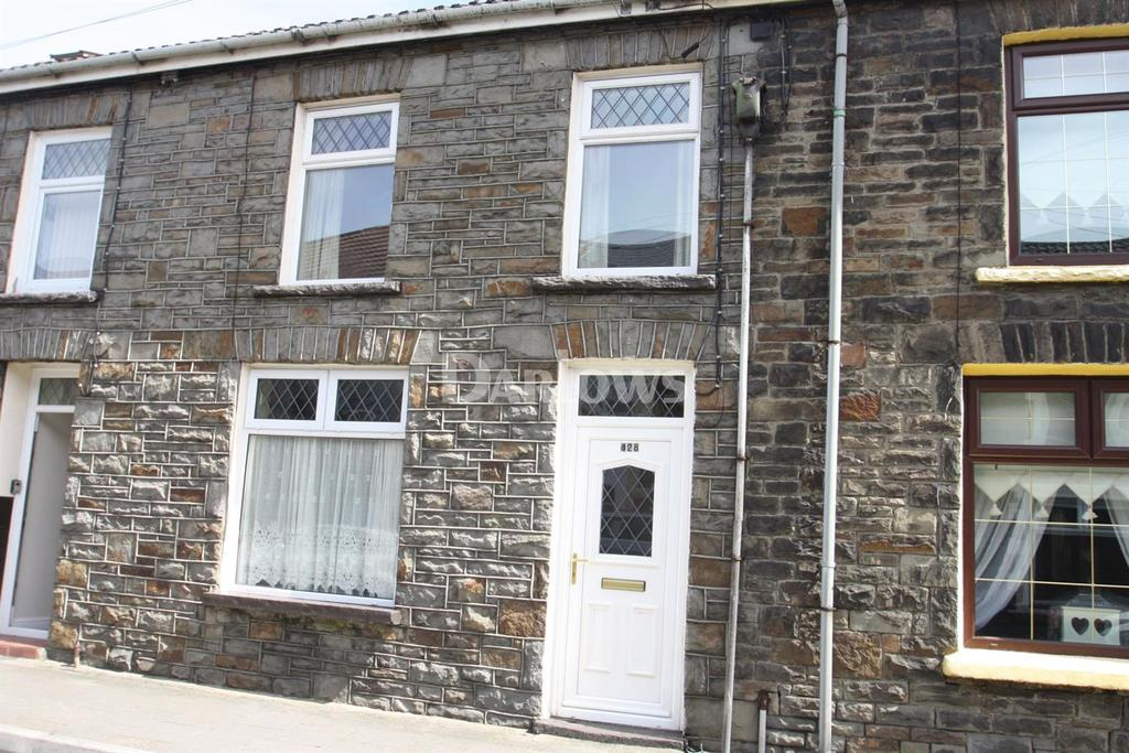 2 Bedrooms Terraced House for sale in Ynyscynon Road, Trealaw