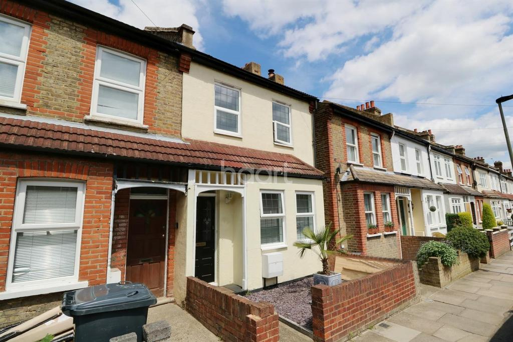 3 Bedrooms End Of Terrace House for sale in Victoria Road, Bromley, Kent, BR2